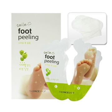 Picture of SMILE FOOT PEELING
