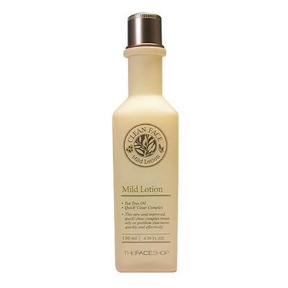 Picture of CLEAN FACE MILD LOTION