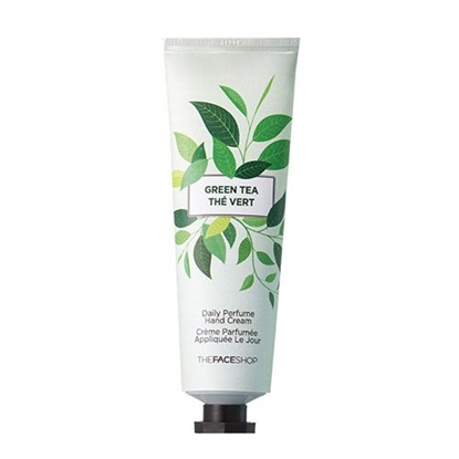 Picture of DAILY PERFUMED HAND CREAM GREEN TEA