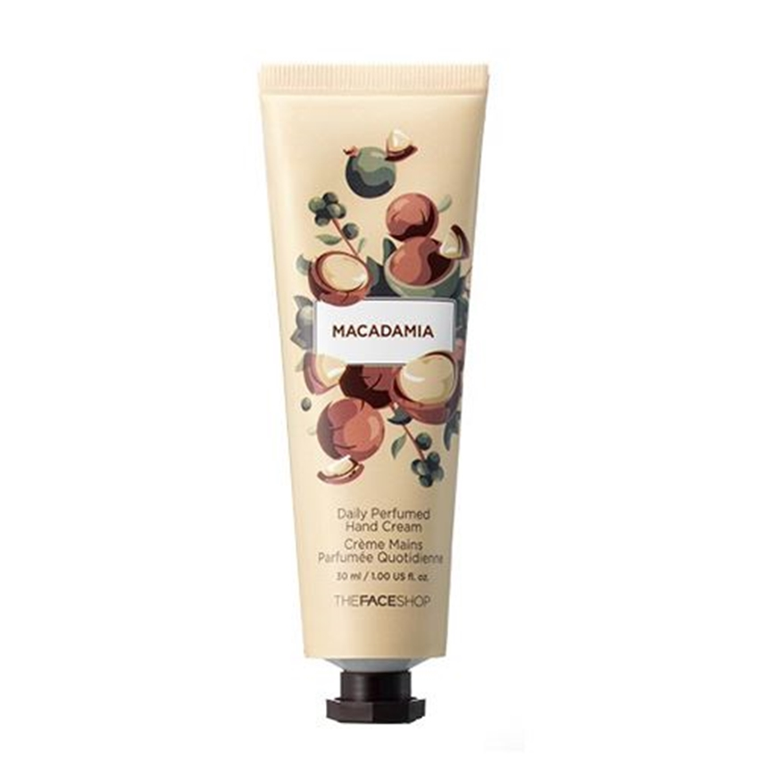 Picture of DAILY PERFUMED HAND CREAM MACADAMIA
