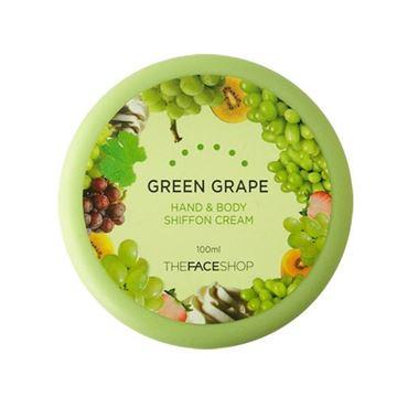 Picture of HAND & BODY SHIFFON CREAM GREEN GRAPE