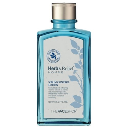 Picture of HERB & RELIEF HOMME SEBUM- CONTROL LOTION