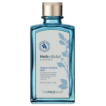 Picture of HERB & RELIEF HOMME SEBUM- CONTROL SKIN