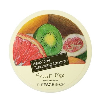 Picture of HERB DAY CLEANSING CREAM - FRUIT MIX