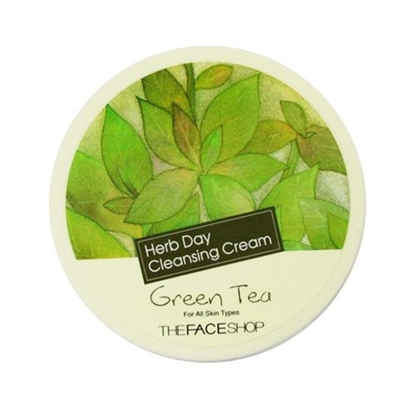 Picture of HERB DAY CLEANSING CREAM - GREEN TEA