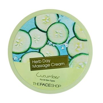 Picture of HERB DAY MASSAGE CREAM CUCUMBER