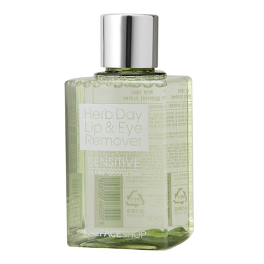 Picture of HERB DAY LIP&EYE REMOVER  MILD