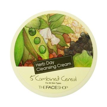 Picture of HERB DAY 365 CLEANSING CREAM - FIVE GRAIN
