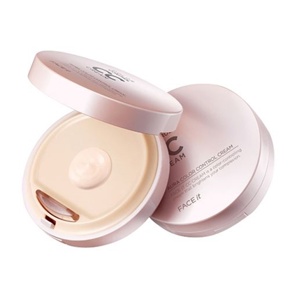 Picture of FACE IT AURA COLOR CONTROL CREAM SPF30, PA++ 02 NATURAL BEIGE