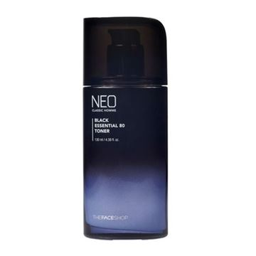 Picture of NEO CLASSIC HOMME BLACK ESSENTIAL 80 TONER