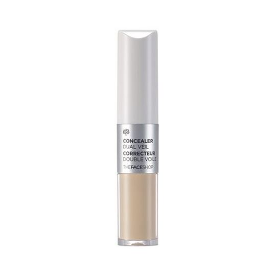 Picture of TFS CONCEALER DUAL VEIL V201 Apricot Beige