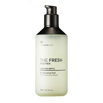 Picture of THE FRESH FOR MEN OIL ABSORBING FLUID