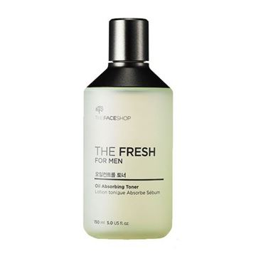 Picture of THE FRESH FOR MEN OIL ABSORBING TONER