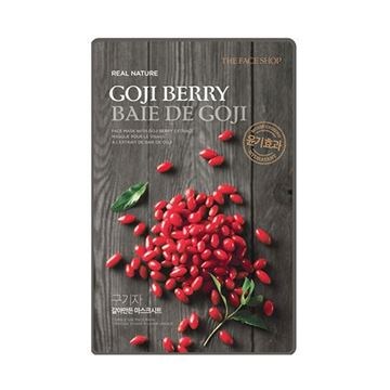 Picture of REAL NATURE GOJI BERRY FACE MASK