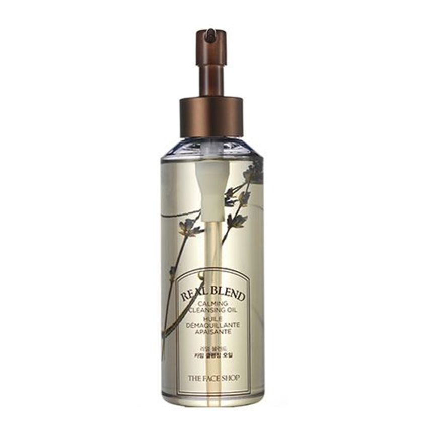 Picture of REAL BLEND CALMING CLEANSING OIL