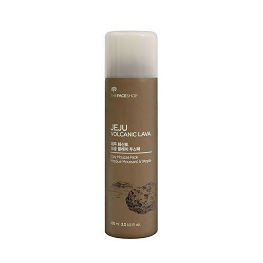 Picture of JEJU VOLCANIC LAVA CLAY MOUSSE PACK