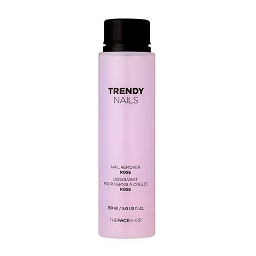Picture of TRENDY NAIL REMOVER 150ml ROSE
