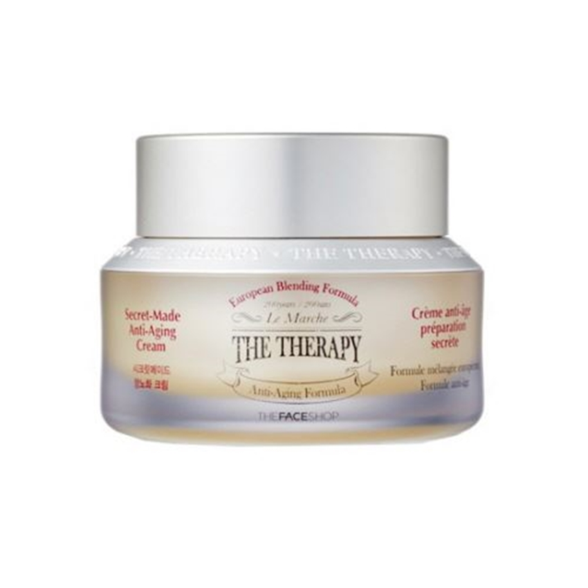 Picture of THE THERAPY SECRET-MADE ANTI-AGING CREAM