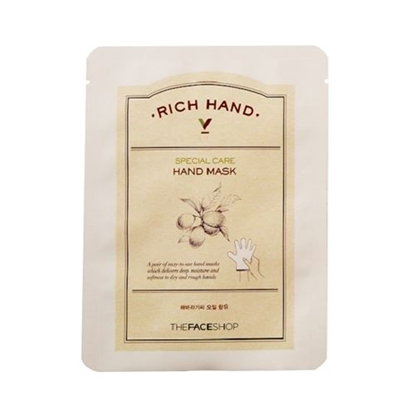 Picture of RICH HAND V SPECIAL CARE HAND MASK