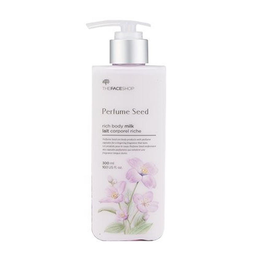 Picture of PERFUME SEED RICH BODY MILK