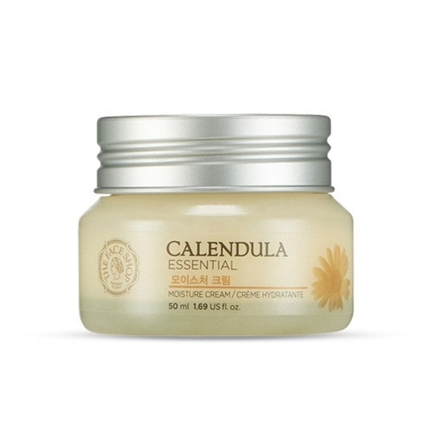 Picture of CALENDULA ESSENTIAL MOISTURE CREAM