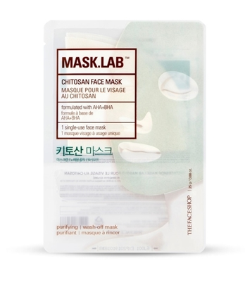 Picture of MASK.LAB CHITOSAN FACE MASK