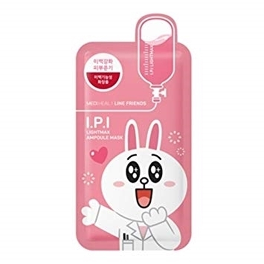 Picture of Mediheal Line Friends I.P.I Lightmax Ampoule Mask 1 piece