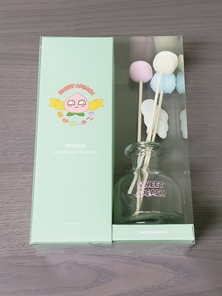 Picture of Kakao Friends Sweet Apeach Stick Diffuser Air Freshener BABY POWDER SCENTED