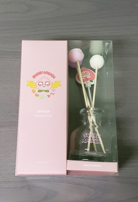 Picture of Kakao Friends Sweet Apeach Stick Diffuser Air Freshener PEACH