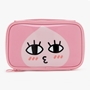 Picture of Kakao Friends Official Goods Apeach Enamel Makeup Cosmetic Bag Travel Pouch