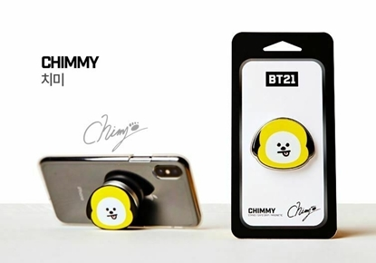 Picture of Smart Phone Griptok by BT 21 Line Friends CHIMMY