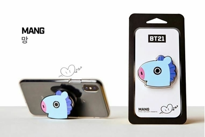 Picture of Smart Phone Griptok by BT 21 Line Friends MANG