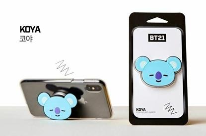Picture of Smart Phone Griptok by BT 21 Line Friends KOYA