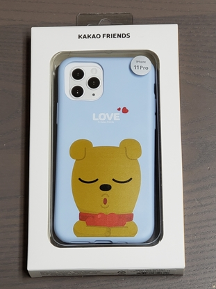 Picture of Kakao Friends Love Soft Case iPhone 11 Pro FRODO