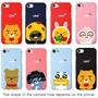 Picture of Kakao Friends Love Soft Case iPhone 11 Pro RYAN(red)