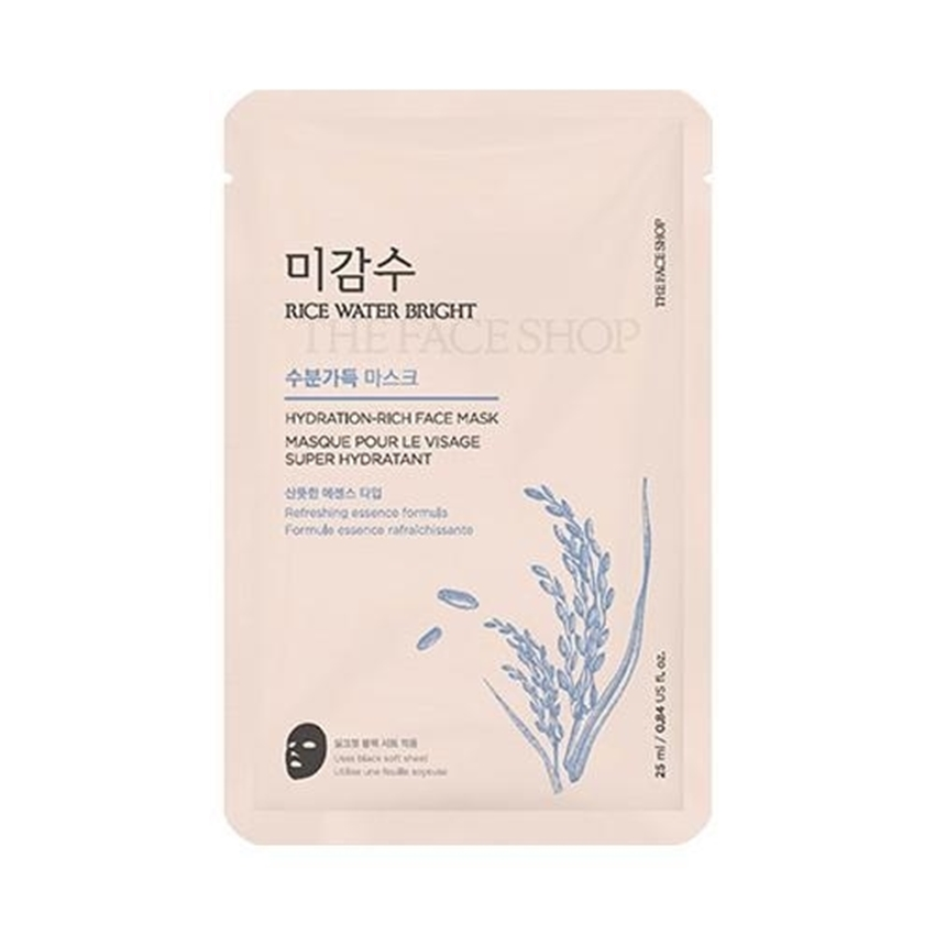 Picture of Rice Water Bright Hydration-Rich Face Mask