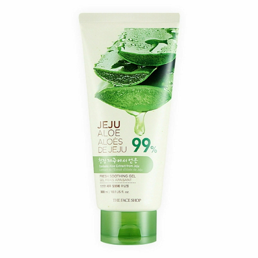 Picture of JEJU ALOE FRESH SOOTHING GEL(TUBE)