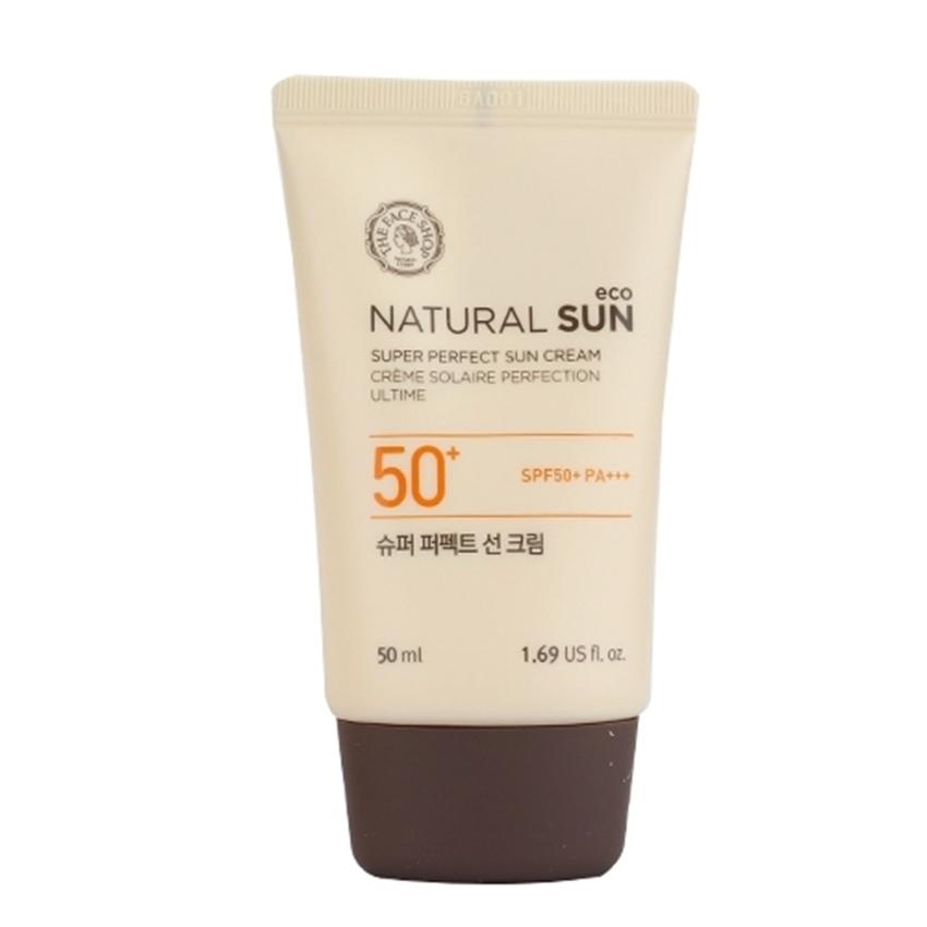 Picture of Natural Sun Eco Super Perfect Sun Cream 80ml