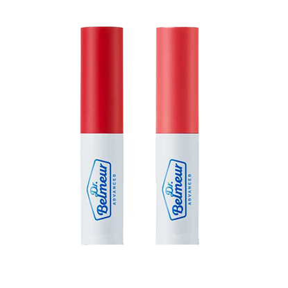 Picture of DR. BELMEUR ADVANCE CICA TOUCH LIP BALM - CORAL