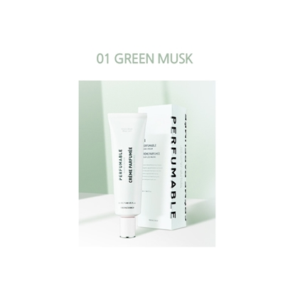 Picture of Perfumable Hand Cream 01 Green Musk