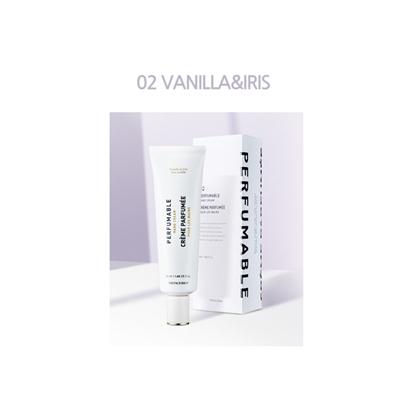 Picture of Perfumable Hand Cream 02 Vanilla & Iris