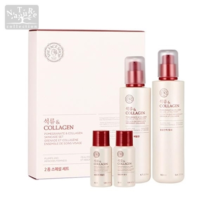 Picture of Pomegranate & Collagen Skincare Set