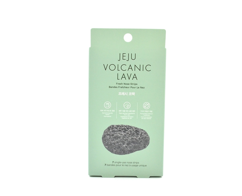 Picture of Jeju Volcanic Lave Fresh Nose Strips