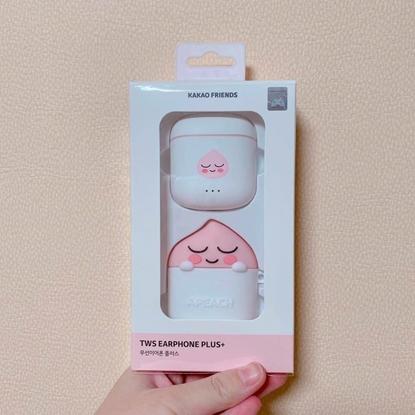 Picture of Kakao Friends True Wireless Bluetooth Earphone APEACH